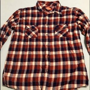 Matix Clothing L/S Flannel Shirt